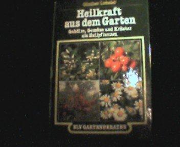 9783405131449: Heilkraft aus dem Garten. Gehölze, Gemüse und Kräuter als Heilpflanzen