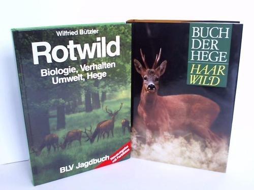 9783405132323: Rotwild. Biologie, Verhalten, Umwelt, Hege