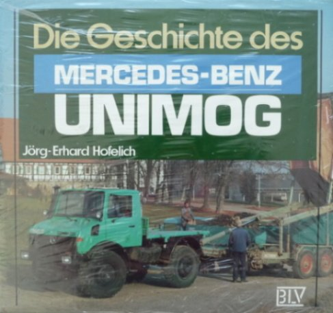 9783405135867: Die Geschichte des Mercedes-Benz Unimog
