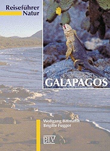 9783405140663: Reiseführer Natur, Galapagos