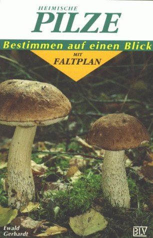 9783405145958: Heimische Pilze - BLV Bestimmungsbuch mit Faltplan - 1994 ...
