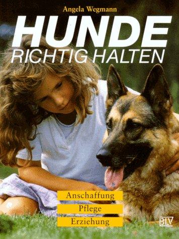 9783405147396: Hunde richtig halten