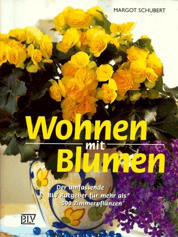 9783405152895: Wohnen mit Blumen
