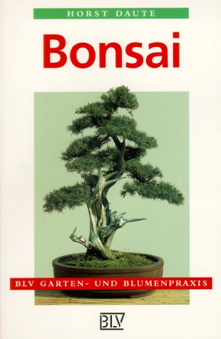 3405153387 bonsai von horst daute abebooks. Black Bedroom Furniture Sets. Home Design Ideas