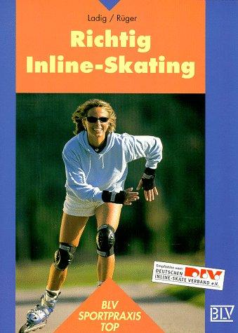 9783405156893: Richtig Inline Skating