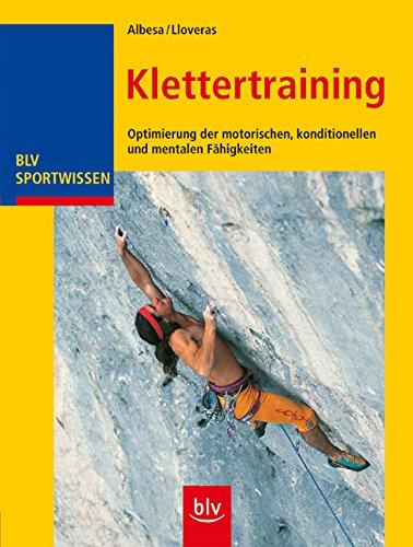 9783405161101: Klettertraining.
