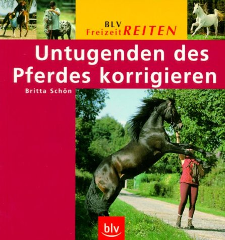9783405161484: Untugenden des Pferdes korrigieren.