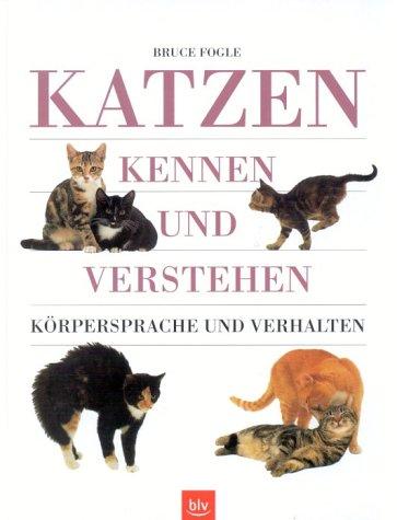 9783405162498: Katzen kennen und verstehen. Körpersprache und Verhalten.