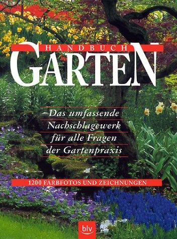 9783405163686: Handbuch Garten