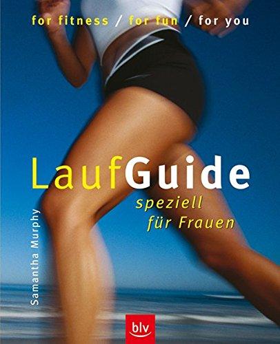 9783405167165: Lauf-Guide speziell für Frauen