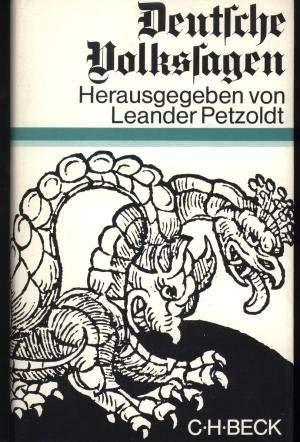 9783406025426: Deutsche Volkssagen