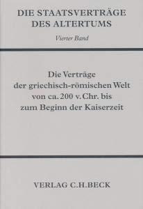 9783406026966: Staatsverträge des Altertums Bd. 4