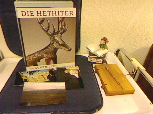 9783406030246: Die Hethiter: D. Kunst Anatoliens vom Ende d. 3. bis zum Anfang d. 1. Jahrtausends v. Chr (Universum der Kunst) (German Edition)