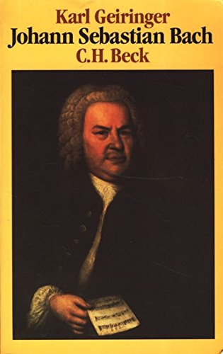 9783406032042: Johann Sebastian Bach (Beck'sche Sonderausgaben) (German Edition)