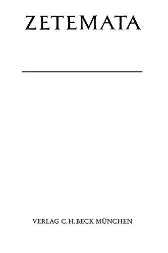 9783406032790: Die erotischen Epoden des Horaz: Literarischer Hintergrund und sprachliche Tradition