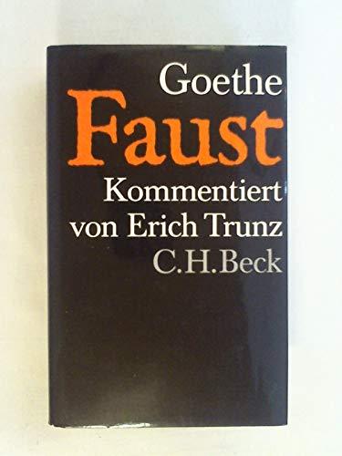 9783406047237: Faust : Der Tragodie erster und zweiter Teil; Urfaust