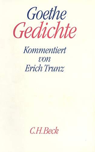9783406051401: Gedichte (German Edition)