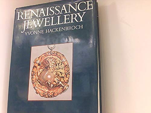 9783406057519: Renaissance jewellery