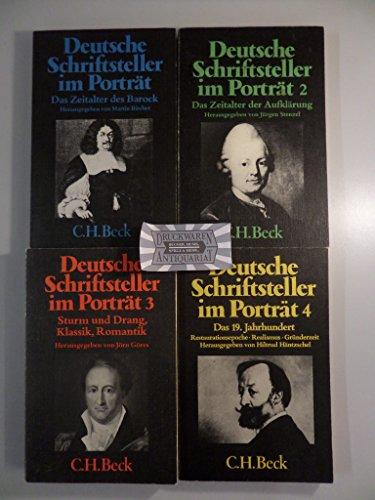 9783406057809: Das Zeitalter des Barock (Deutsche Schriftsteller im Porträt)