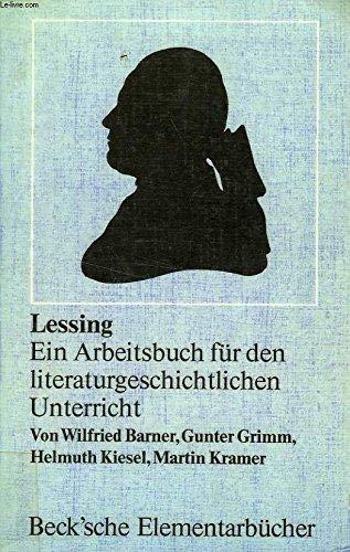 9783406058042: Lessing: Epoche, Werk, Wirkung (Beck'sche Elementarbucher) (German Edition)