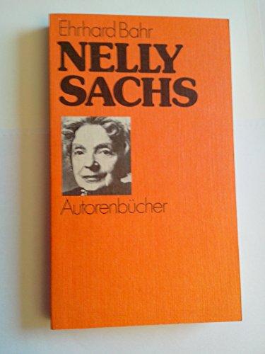 9783406060717: Nelly Sachs (Autorenbucher) (German Edition)