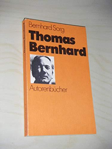 9783406062698: Thomas Bernhard (Autorenb�cher)