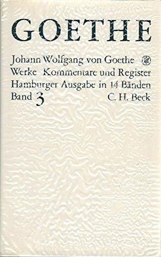 Dramatische Dichtungen (Goethes Werke, Band 3): Goethe