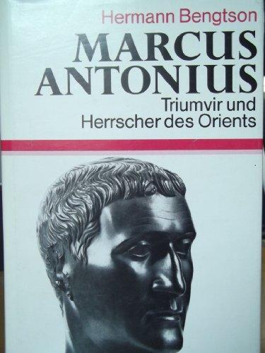 9783406066009: Marcus Antonius: Triumvir u. Herrscher d. Orients (Beck'sche Sonderausgaben) (German Edition)