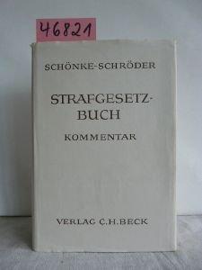 Strafgesetzbuch: Kommentar (German Edition): Germany