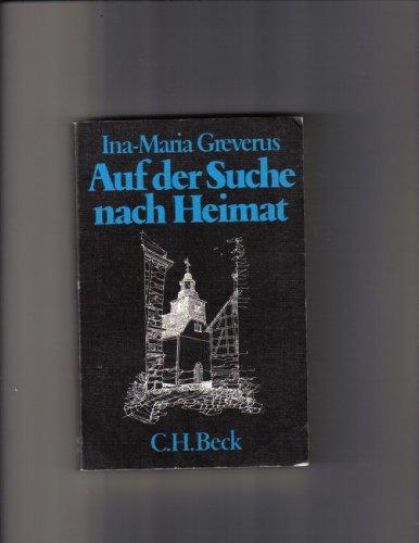 9783406067891: Auf der Suche nach Heimat (Beck'sche schwarze Reihe) (German Edition)