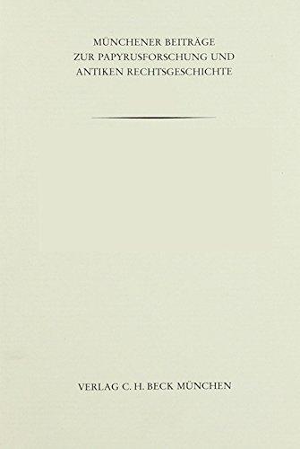 9783406076725: Casus perplexus: Die Lösung in sich widersprüchlicher Rechtsfälle durch die klassische römische Jurisprudenz (Münchener Beiträge zur Papyrusforschung und antiken Rechtsgeschichte)