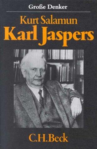 Karl Jaspers (Grosse Denker) (German Edition): Kurt Salamun