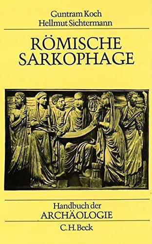 9783406087097: Römische Sarkophage (Handbuch der Archäologie)