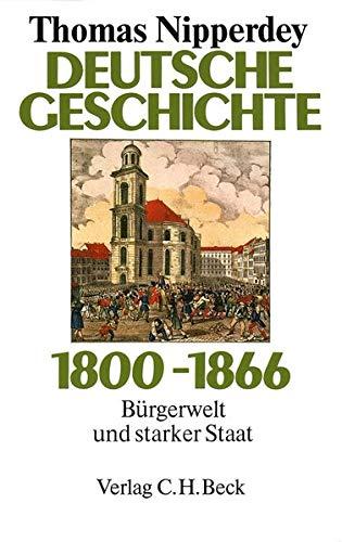 Deutsche Geschichte 1866 Von Nipperdey Zvab
