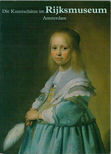 9783406307799: Die Kunstschätze im Rijksmuseum Amsterdam (Museen der Welt)