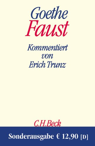 9783406312342: Faust