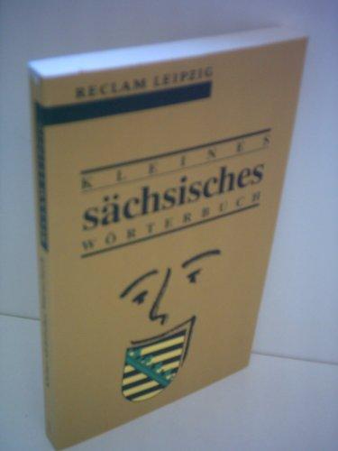 9783406314070: Kleines sächsisches Wörterbuch (German Edition)
