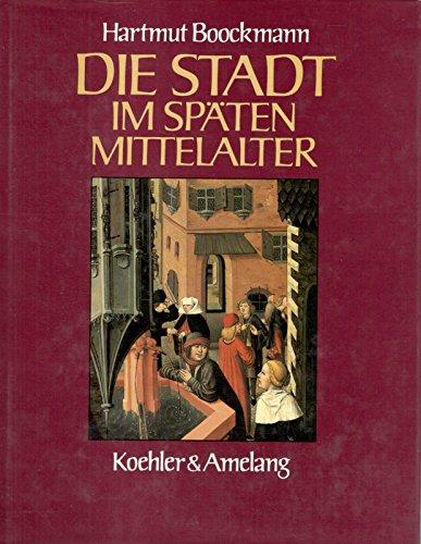 Die Stadt Im by Boockmann - AbeBooks  Die Stadt Im by...