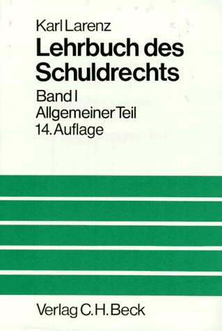 9783406319976: Lehrbuch des Schuldrechts (German Edition)