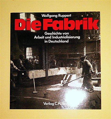 9783406322921: Die Fabrik : Geschichte von Arbeit und Industrialisierung in Deutschland.