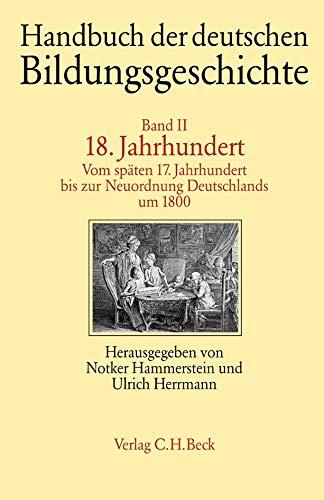 18. Jahrhundert: Notker Hammerstein