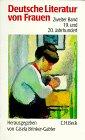 Deutsche Literatur Von Frauen Volume 2 19. und 20. Jahrhundert - Brinker-Gabler, Gisela