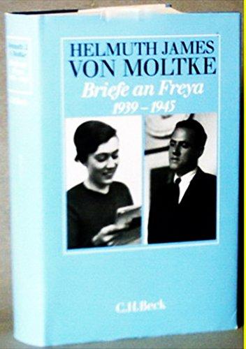 9783406330322: Briefe an Freya: 1939-1945