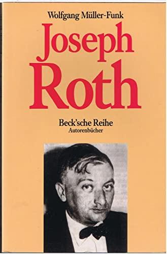 9783406331602: Joseph Roth (Autorenbücher) (German Edition)