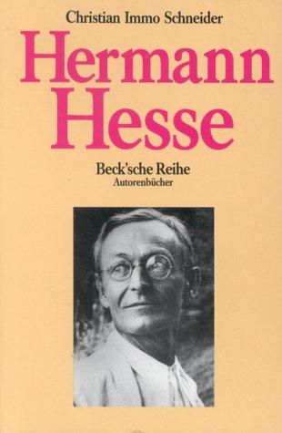 9783406331671: Hermann Hesse (Becksche Reihe)