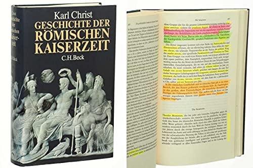 9783406333279: Geschichte der römischen Kaiserzeit: Von Augustus bis zu Konstantin