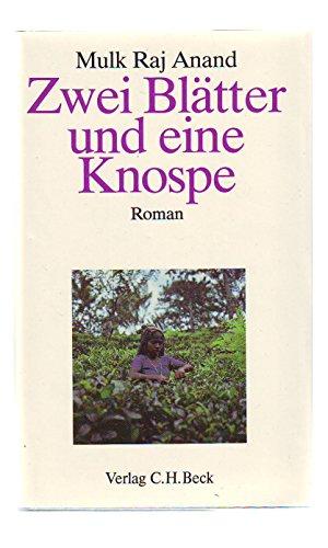 Stock image for Zwei Blätter und eine Knospe. Roman for sale by medimops