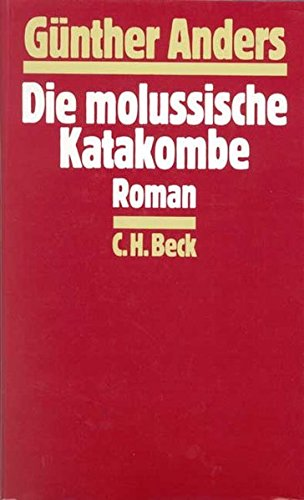 9783406364730: Die molussische Katakombe: Roman