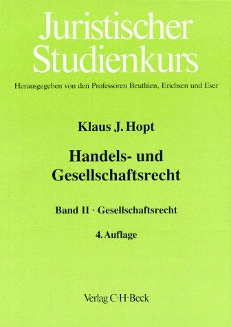 9783406373336: Gesellschaftsrecht