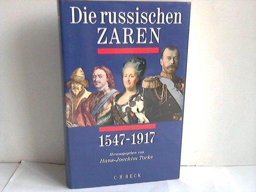 9783406381102: Die russischen Zaren. 1547-1917